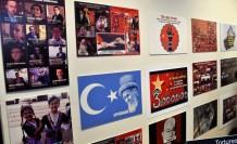 Uygur Türklerinden İsveç'te Çin zulmünü anlatan fotoğraf sergisi