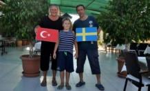 Antalya'ya ilk üç ayda rekor İsveçli turist artışı