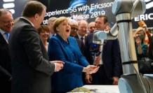 Ericsson, Audi ve SICK ortak proje sergiliyor