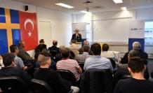 İsveç'te  Müslümanların Bilime Katkıları' konulu konferans