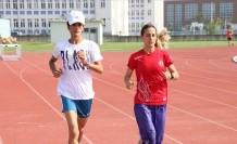 Milli atletlerin hedefi İsveç'te kürsüye çıkmak