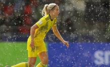 Yağmurlu maçta kazanan İsveç