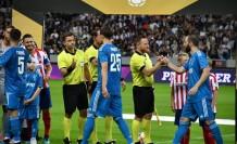 Liverpool maçında İsveçli Türk hakeme görev