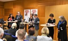 Dünyanın ünlü gazetecilerinden İsveç'te Bosna soykırımını destekleyen Peter Handke tepki