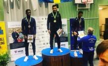 Türk genci İsveç'te şampiyonluğa doymuyor
