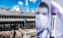 Virüs bölgesinden gelen uçak Arlanda'ya inince...