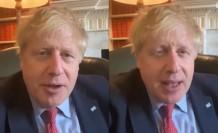 Boris Johnson'ın corona virüs testi pozitif çıktı