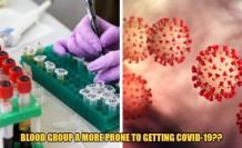Kan grubu A olanlarda koronavirüs riski daha yüksek iddiası!