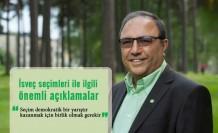 İsveç'teki siyasetçimiz: ''Korona hastalığını moralle yendim''