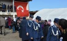 Hava Harp Okulu öğrencisi Kululu genç memleketinde toprağa verildi