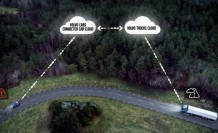 Volvo otomobil ve kamyonlar birbirleriyle haberleşerek yoldaki tehlikeleri bildirecekler