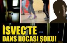 İsveç'te ünlü dans hocası tecavüzden mahkum edildi