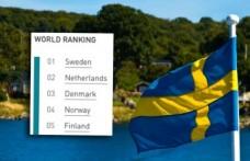 Dünyanın en duyarlı ülkesi İsveç çıktı