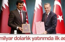 Türkiye ve Katar merkez bankaları arasında para takası