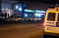 Fittja'da bir kişi vuruldu