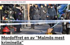 Malmö'nün en ünlü mafya lideri öldürüldü