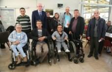 İsveç'ten Türkiye'de 55 Engelli Bireye Sandalye Desteği
