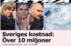 İsveç'e kötü haber