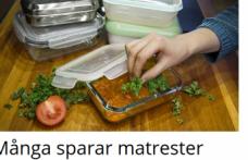 İsveç'te yemeklerini dışarıda yiyenlerin sayısı azaldı
