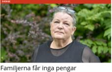 İsveç Estonya gemi kazası kapandı kimseye tazminat yok