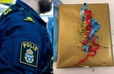 Stockholm'deki evsizden örnek davranış
