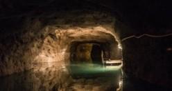 Avrupa`nın en büyük yeraltı gölü