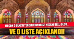 İşte Türklerin en çok ziyaret ettiği 10 ülke!