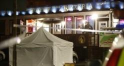 Pizza restoranın otoparkında iki kişi vuruldu!