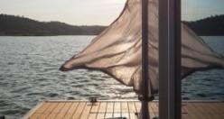 Avrupa'nın yüzen evi Floatwing