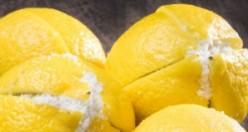 Neden Limonu dörde bölüp tuz ekledikten sonra baş ucumuza koymalıyız?