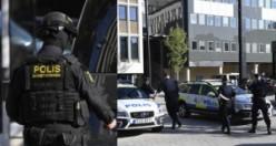 İsveç'te polis karakoluna silahlı saldırı, saldırgan vuruldu