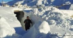 İsveç'te beklenen kar Türkiyeyi esir aldı