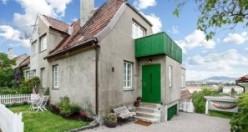 Norveçliler yıktırmak istedikleri bu evin içini görünce şok oldular!