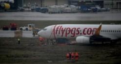 Sabiha Gökçen havalimanında pisten çıkan uçakla ilgili tüm detaylar