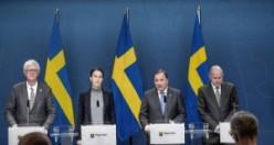 İsveç başbakanı ve yetkililer koronavirüs konulu basın toplantısı notları