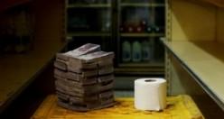 Bir rulo tuvalet kağıdı 2,6 milyon