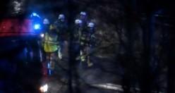 İsveç'te karısı ve oğlu yangında ölen adam sorguda