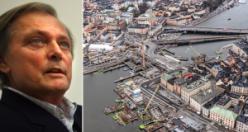 İsveçli doktordan korkunç iddia: Stockholm'de 8 bin vaka var! Şehir karantinaya alınmalı
