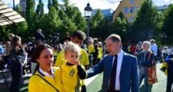 İsveç Jimmy Durmaz'a sahip çıktı