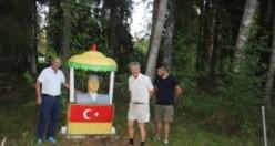 İsveç'teki ''Küçük İstanbul''büyük ilgi görüyor