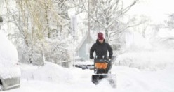 Uzmanlar uyardı şiddetli kar geliyor - İsveç'te havalar -20'nin altına inebilir