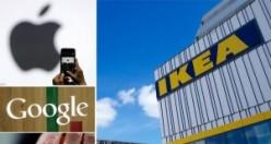 İsveç'in IKEA'sı büyümede dünya devlerini geride bıraktı