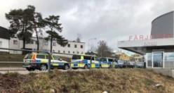 Gotland Feribotunda büyük polis operasyonu