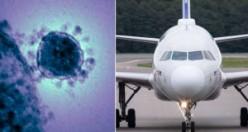 İsveç alarma geçti: İsveçlilerle aynı uçakta uçan kadında virüs çıktı