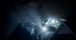 Tumba'da yangın 2 ölü - 3 yaralı