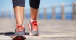 Günde en az 1 saat yürürseniz...
