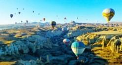 Güzel insanlar diyarı Kapadokya büyülüyor