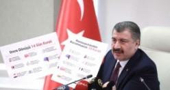 """Türkiye'de alarm: Sağlık Bakanı """"Altını çizmek istediğim birkaç konu var..."""""""