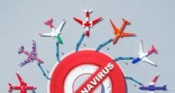 İskandinavya Havayolları (SAS) 10 bin çalışanına süresiz izin