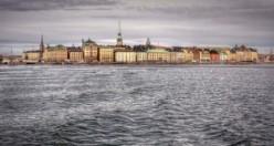 İsveç'in insanı hayran bıraktıran görüntüleri